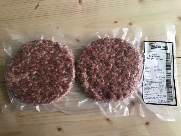 Angus Dry Aged Burger Patties